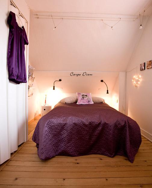 Farver soveværelse feng shui
