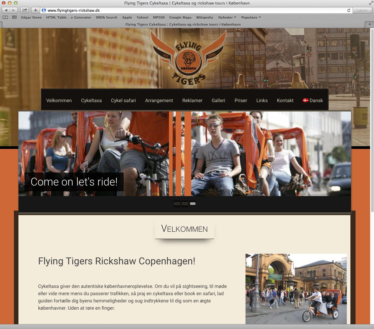 Webdesign Din Unikke Og Funktionelle Hjemmeside Stylize