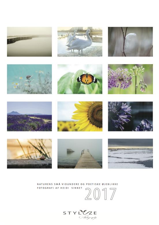 Stylize Fotokalender 2017