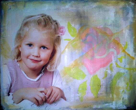Stylize personligt maleri