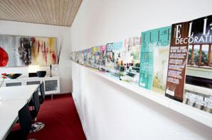 Indretning kontor/mødelokale
